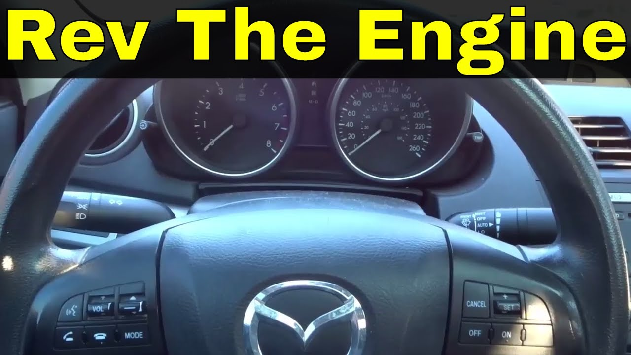 Does revving the engine in neutral charge the battery