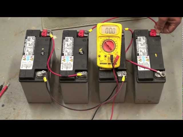 How To Charge Multiple Batteries With One Charger