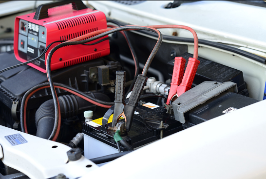 Can I Start Car With Battery Charger Attached