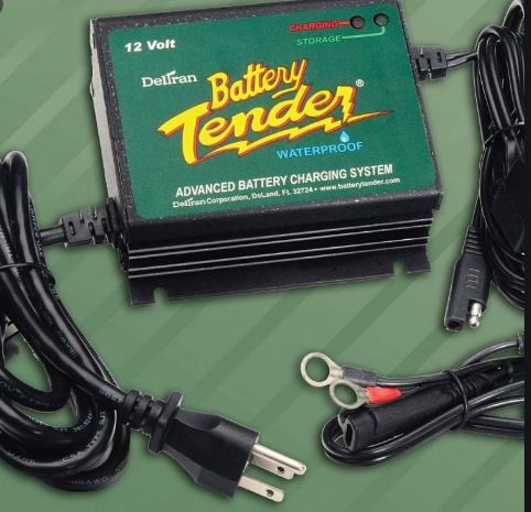Can You Start A Car With A Battery Tender Connected